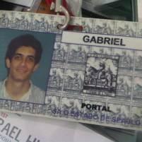 Cartão de funcionário do jornal O Estado de S. Paulo (2011-2012)