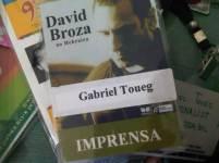 Show David Broza (cantor israelense) em São Paulo (2004)