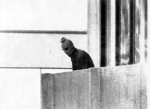 Setembro Negro em Munique, 1972
