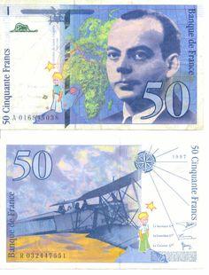 50 francos FR inteira