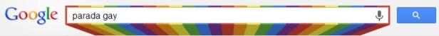 parada gay Google