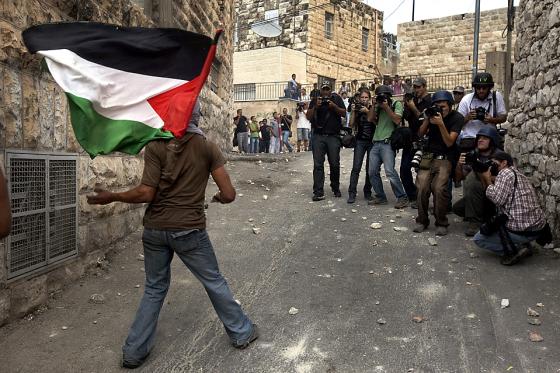MIDEAST-ISRAEL-PALESTINIAN-JERUSALEM-CONFLICT