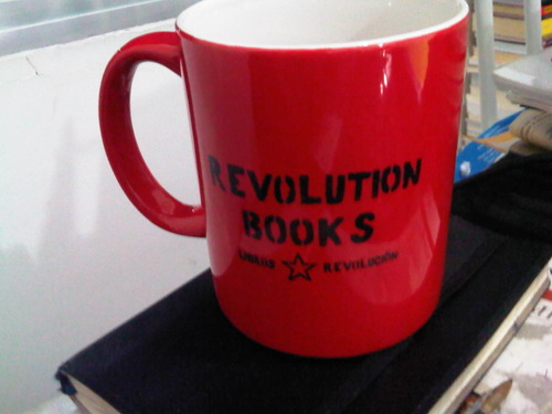 Revolution Books mug