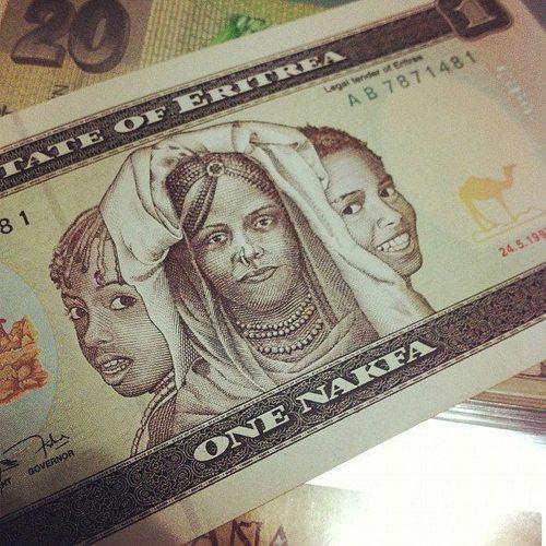 Eritreia Nakfa