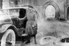 Adolf Hitler em 1924, 15 anos antes do início da Segunda Guerra Mundial