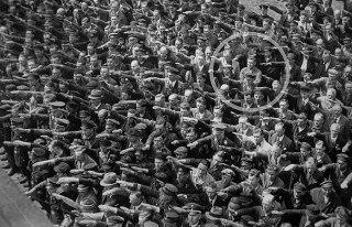 O homem que se recusou a fazer a saudação nazista, em 1936