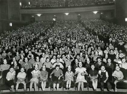 Encontro do Clube do Mickey Mouse (década de 1930)