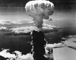 A bomba atôica de Hiroshima (foto: EUA)