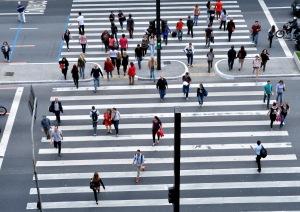 Faixa de pedestres