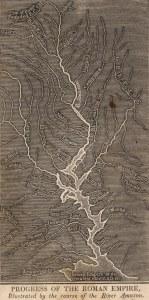 A história do Império Romano contada no rio Amazonas