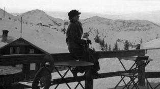 Clare Hollingworth em 1938 na Áustria (foto: arquivo pessoal/ família Hollingworth)